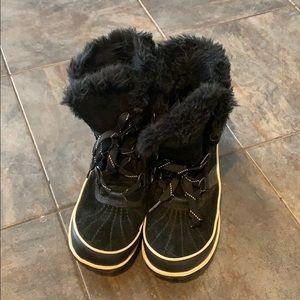 Sorel winter boots!